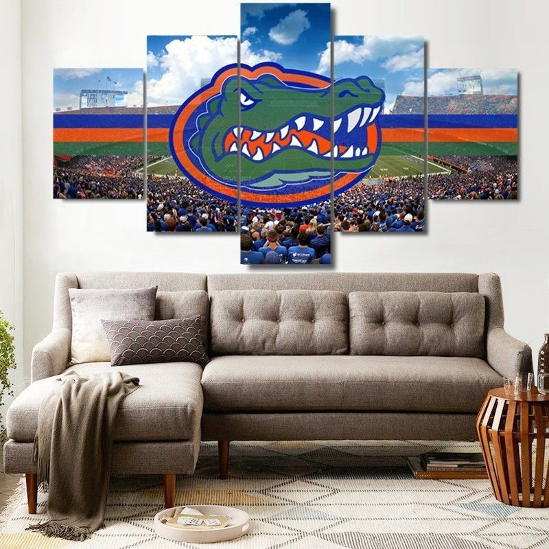 Florida Gators Stadium canvas prints wall art canvas poster drop shipping