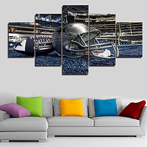 American Football Painting Wall Art Super Bowl Pictures Prints on Canvas Drop shipping